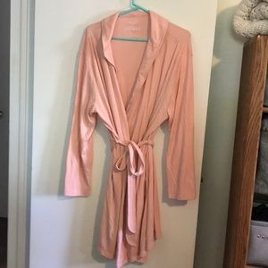 Pink robe size 3X